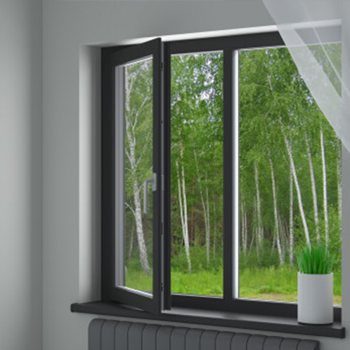 پنجره های دوجداره هافمن