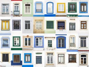 معرفی انواع پنجره