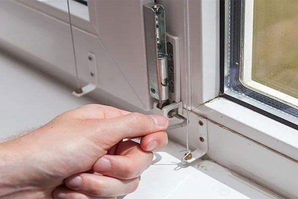 رگلاژ کردن صحیح پنجره